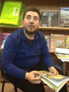 Kicsiknek és nagyoknak, székelyeknek és nem székelyeknek is mesélt a kezdeményezésről Fazakas Szabolcs - VISKY ANNA