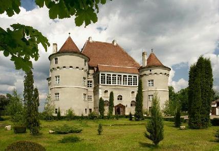 A küküllővári Bethlen-Haller kastély