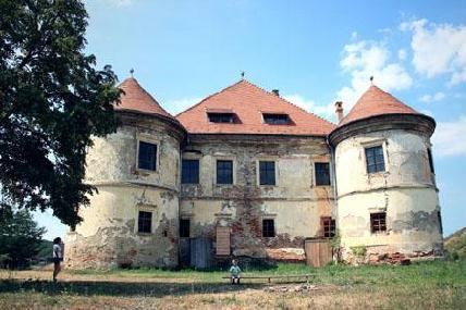 A magyarózdi Pekry-Radák kastély