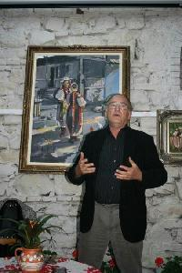 Az esemnyen Kdr Tibor is jelen volt - HORVTH LSZL