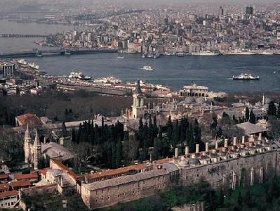 Topkapi építése 560 éve kezdődött, többszáz évig szultánok rezidenciája volt
