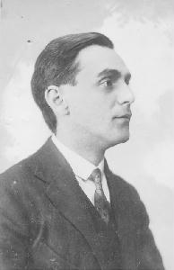 Dr. Veress Pál (1893-1945)