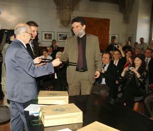 Guttmann Szabolcs szaktudását ismerték el a díjjal – ROHONYI D. IVÁN fotója