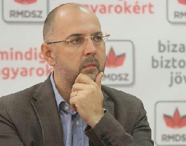 Kelemen Hunor, az RMDSZ elnöke - ROHONYI D. IVÁN