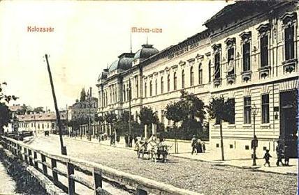 A XIX. század végén két év alatt épült fel a szakiskola és múzeum