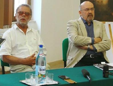 Kenéz Ferenc és Markó Béla – FOTÓ: ROHONYI D. IVÁN