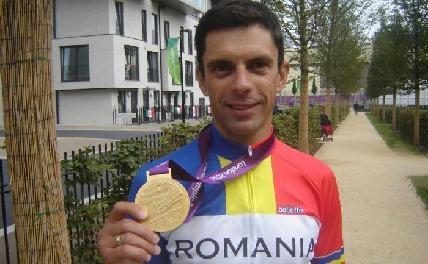 Novák Eduárd – parakerékpár világbajnokság