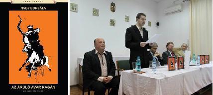 A mű és méltatói: Szabó Csaba, Páll-Szabó Ferenc, Magdó János, Balázs Bence és Nagy Adorján - HORVÁTH LÁSZLÓ