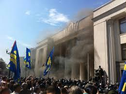 141-en sebesültek meg az incidensben, köztük 131 rendőr, illetve nemzeti gárdista
