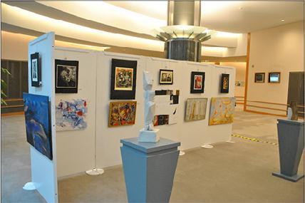 Pillanatkép egy brüsszeli Inter-Art-kiállításról - ROMÁN KULTURÁLIS KÖZPONT