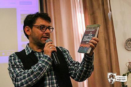 Laczkó Vass Róbert kötete az Exit Kiadónál jelent meg