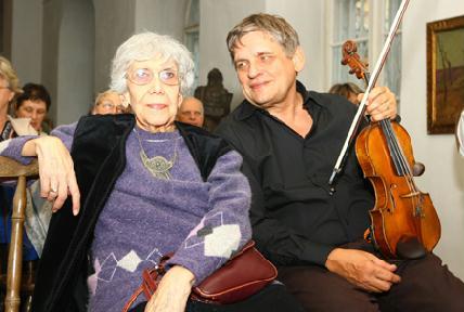 Nina Panieva-Sebesi és Ágoston András újra elbűvölte a közönséget
