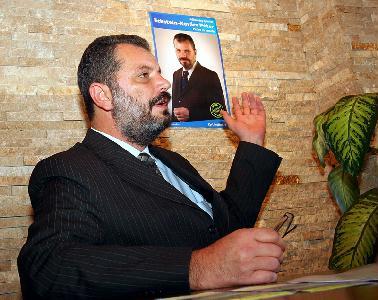 Az RMDSZ szenátorjelöltje negyedik mandátumáért száll síkra (ROHONYI D. IVÁN)
