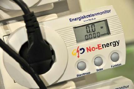 """Állítólag a Fujitsu-Siemens """"zérowatt PC""""-je alvó állapotban semmit sem fogyaszt... (Fotó: CeBIT)"""