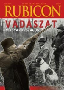 A Rubicon folyóirat 7-8-as számának borítója