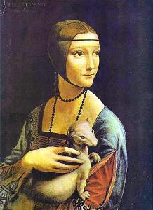 Leonardo da Vinci: Hermelines hölgy