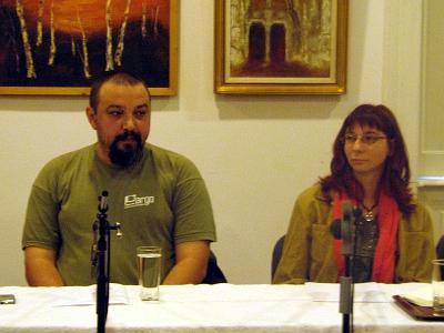 Lakatos Róbert, Sándor Boglárka (a Transindex fotói)
