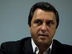 Marius Petcu Sanitas-elnök