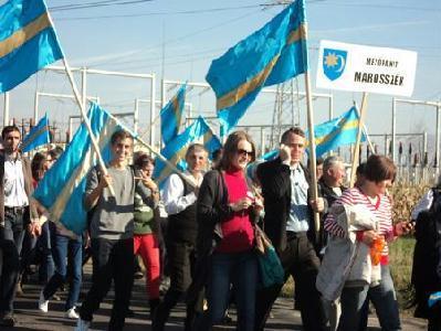 Töretlenek és fáradhatatlanok a székely autonómiáért tüntetők - HÁROMSZÉKI ESZTER