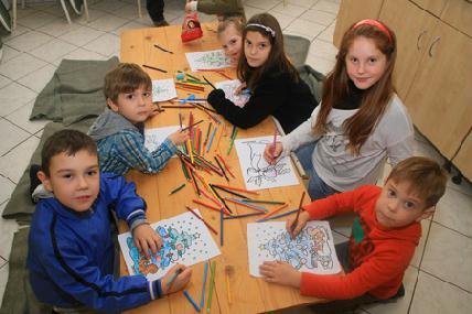 Több az ötévesnél kisebb gyerek, mint előkészítőstől nyolcadikosig (Rohonyi D. Iván felvételei)