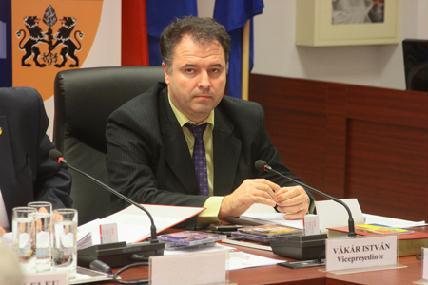 Bár sokan tiszavirág-életűnek hitték elnökségét, már hét hónapja vezeti a tanács munkáját - ROHONYI D. IVÁN